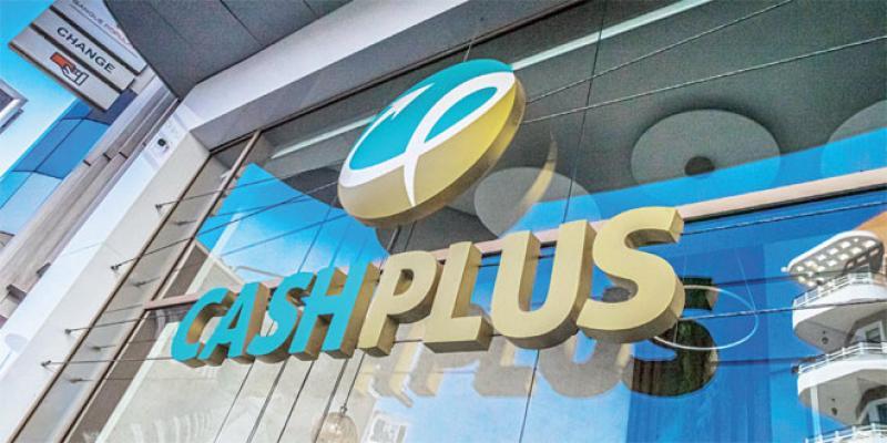 Cash Plus: Changement de tour de table