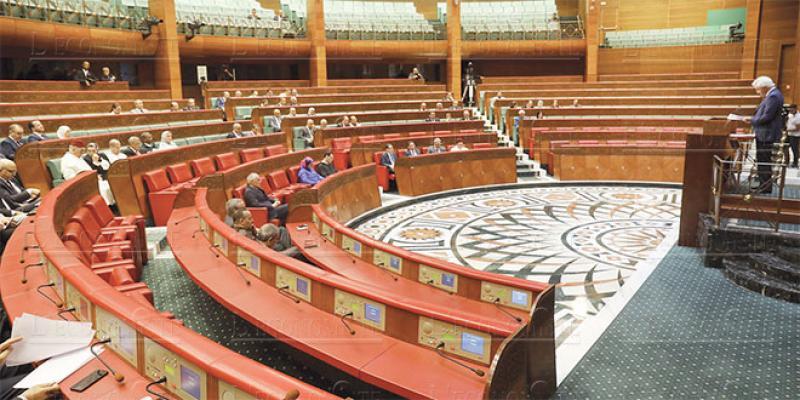 La Chambre des conseillers dans la majorité
