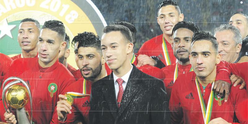 CHAN: Une finale en apothéose pour le Maroc