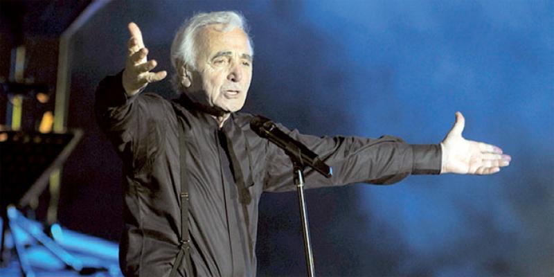 Charles Aznavour: Une vie de bohème qui prend fin