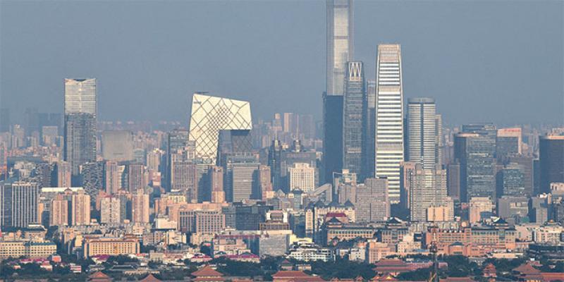 Chine: La croissance s'essouffle au 3e trimestre