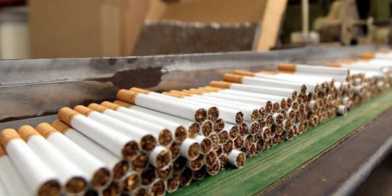 96% des cigarettes vendues hors normes