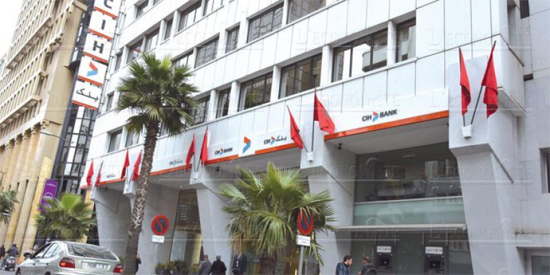 CIH Bank franchit le cap du million de clients actifs