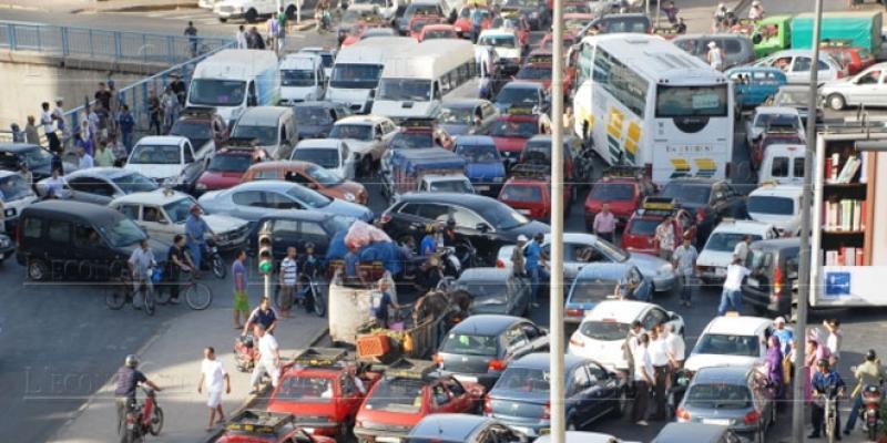 Casablanca/Mobilité: Le véhicule particulier en perte de vitesse?
