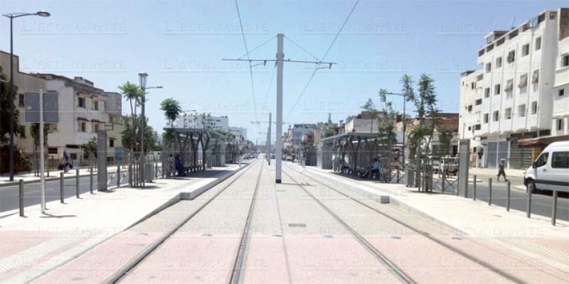 Tram/Lignes 3 et 4: Les travaux de plateforme lancés sur 11 tronçons