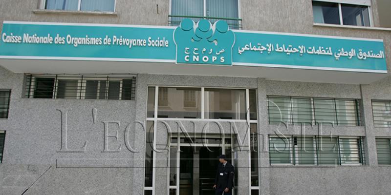 CNOPS: Une situation financière positive mais fragile