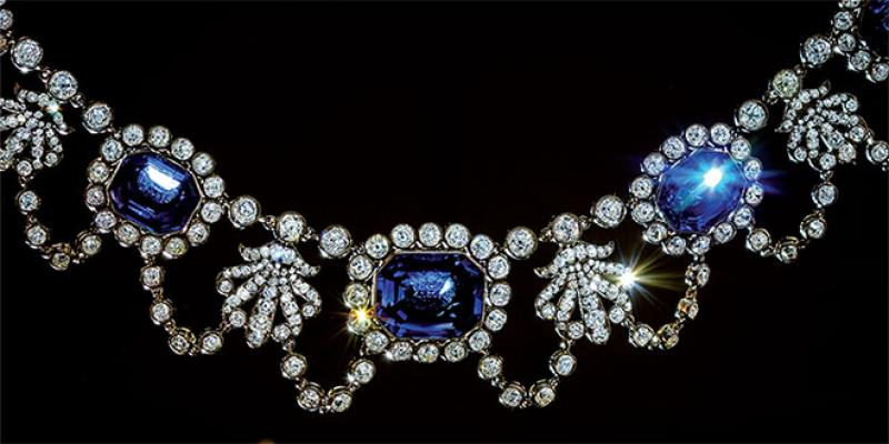 Des bijoux impériaux de la fille adoptive de Napoléon aux enchères