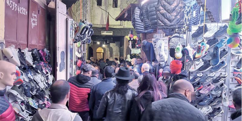 Fès-Meknès: Les commerçants réclament la souplesse de la DGI