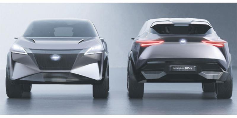 Concept-car électrique: Les coups de cœur de Genève