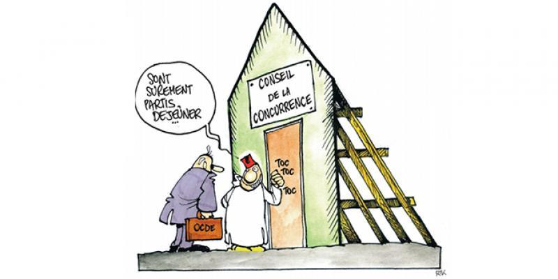 Concurrence: Violent réquisitoire sur la régulation