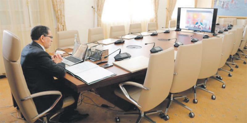 Production législative: Le gouvernement fait son bilan