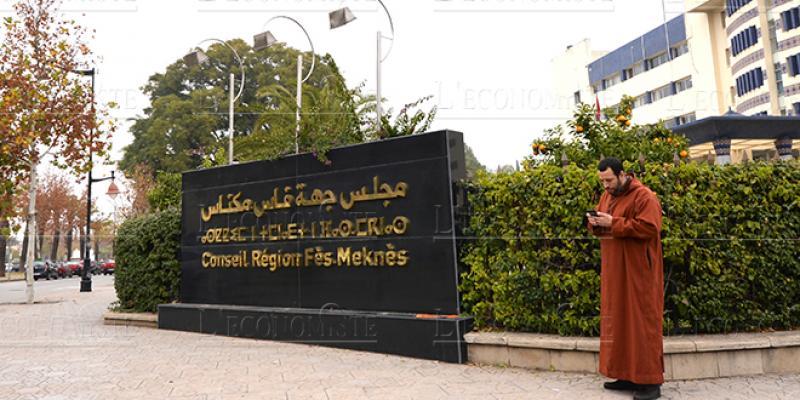 Fès-Meknès : 40 projets exécutés par l'AREP en 2 ans