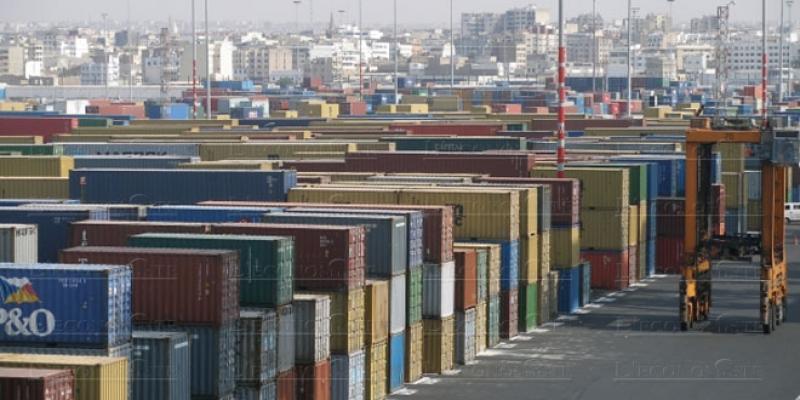 Port de Casablanca: L'enlèvement des containers dématérialisé