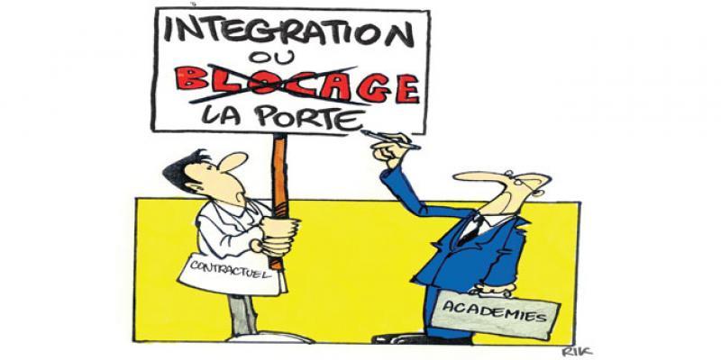 Grève des «contractuels»: La réponse chirurgicale d'Amzazi