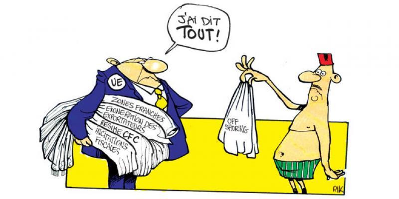 Convergence fiscale: L'UE exige une nouvelle copie