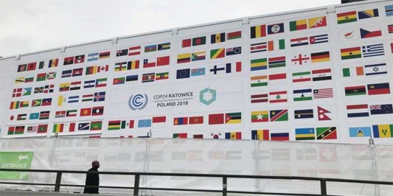 Changement climatique: Les leçons de la COP24