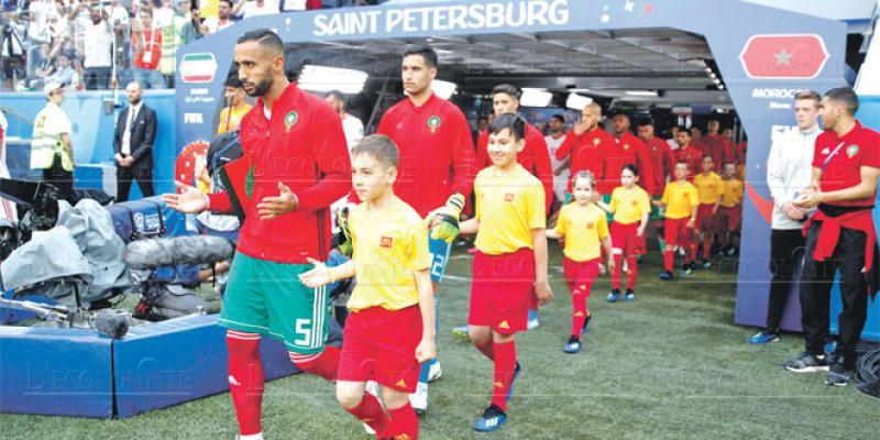 Les Lions de l'Atlas mobilisés pour le Portugal