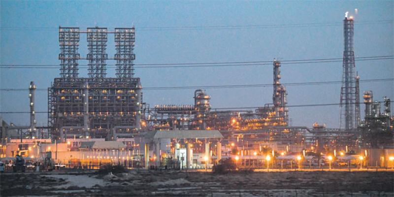 Les cours du pétrole sous «l'effet du balancier»