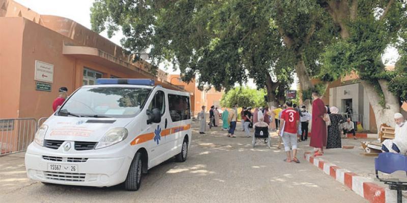 Covid-19/Marrakech: Le personnel de la santé encore plus inquiet!