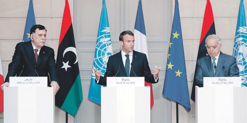 Crise en Libye: Emmanuel Macron à nouveau en médiateur
