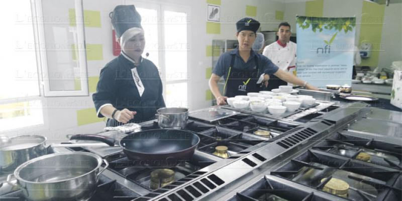 La cuisine thaïlandaise expliquée aux chefs marocains