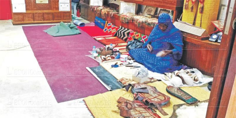 Dakhla-Oued Dahab accompagne ses artisans
