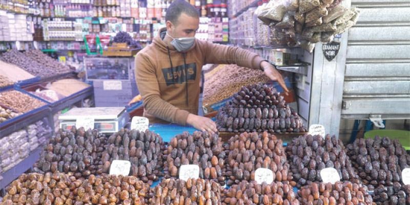Consommation des dattes: A peine 3 kg par an et par habitant