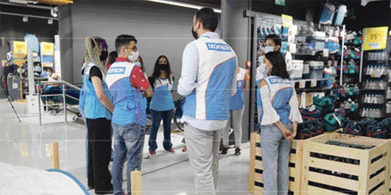 Decathlon lance son 17e magasin au Maroc