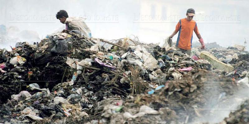 Décharge de Médiouna: Des ordures qui culminent à 42 m et pas de solution