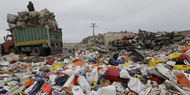 Suez seul en course pour la décharge de Kénitra