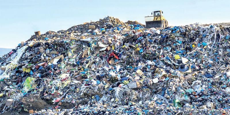 Tanger veut évaluer l'ampleur de ses déchets industriels