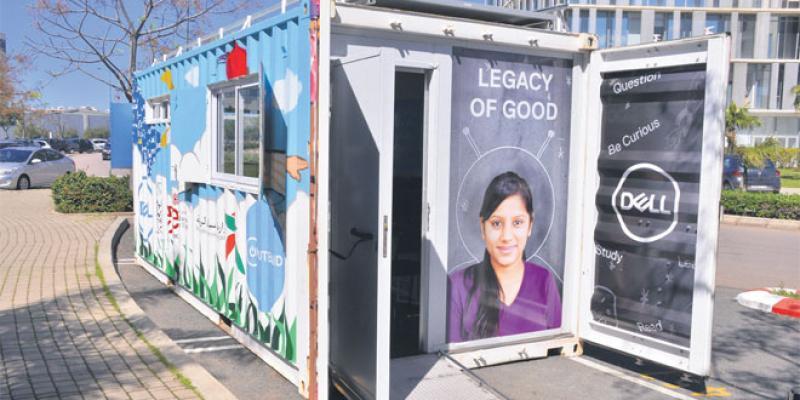 Dell lance des laboratoires d'apprentissage numérique