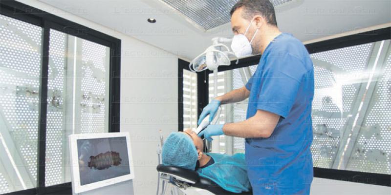 La dentisterie se digitalise à l'ère du Covid-19