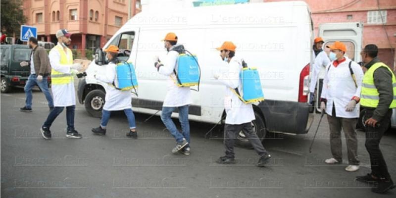 Coronavirus - Lieux publics: Risque de pénurie des produits désinfectants