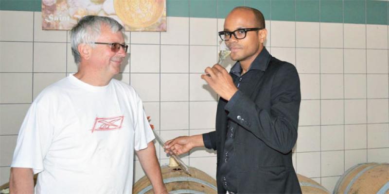 «Dian Diallo», le 1er champagne AOC au doux nom africain