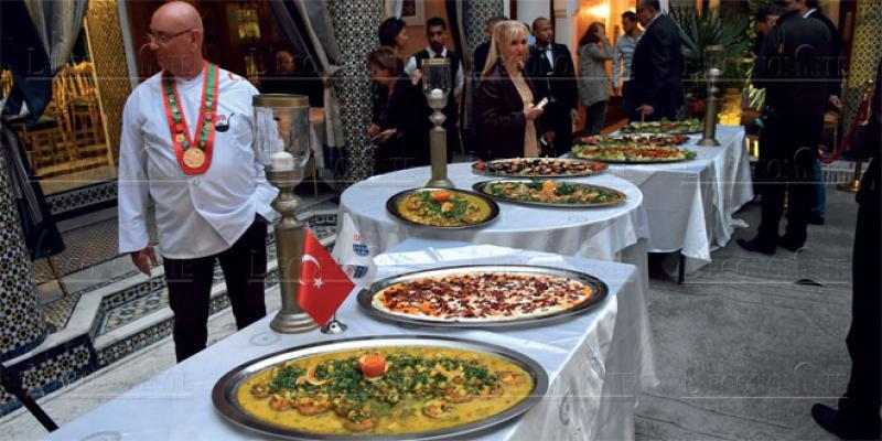Festival de diplomatie culinaire: Coup d'envoi de la 3e édition ce jeudi