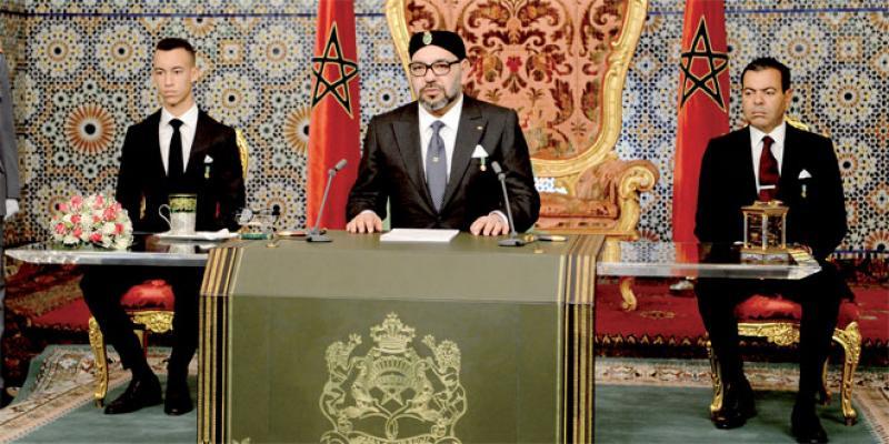 Discours de la Marche verte: Alger mise face à ses responsabilités
