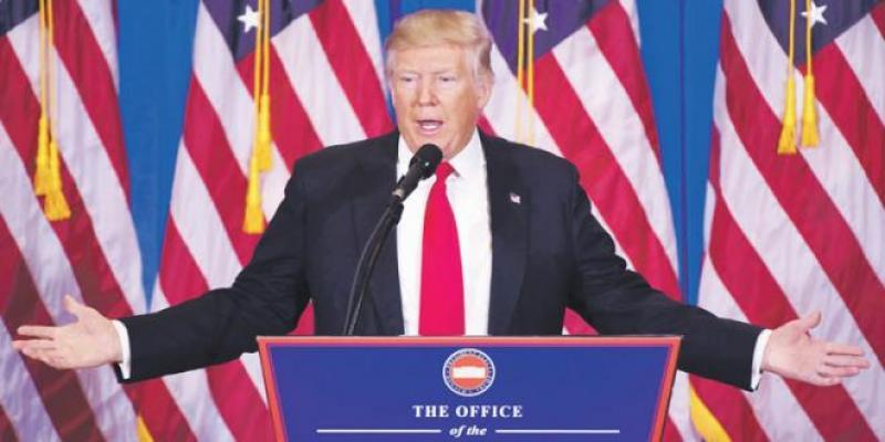 Après les élections de mi-mandat, Trump se met au travail