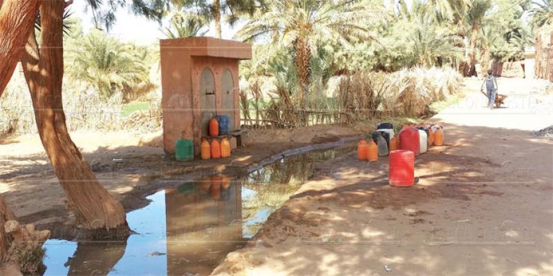 Rapport de la Cour des comptes/L'incurie dans la gestion de l'eau à Drâa-Tafilalet