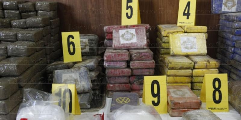 Trafic des stupéfiants: Alerte rouge