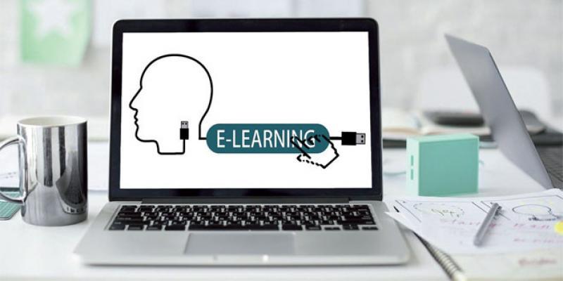 Lutte contre le coronavirus/Education: Le e-learning en alternative