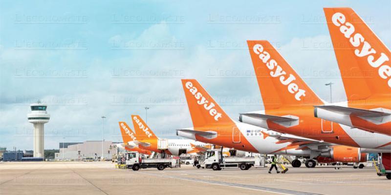 Aérien: Easyjet revient en force sur Tanger