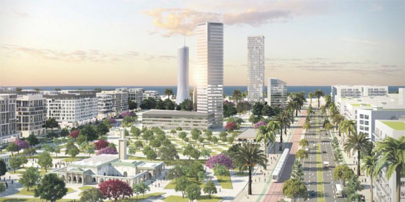 Eco-cité Zenata: Le résidentiel commercialisé dès juin