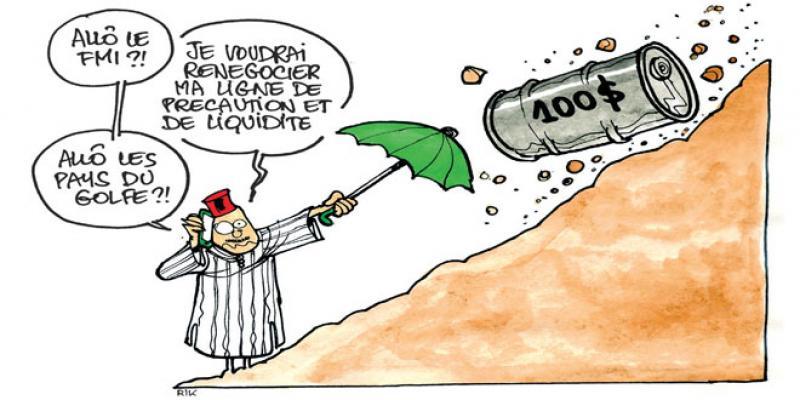 Conseil BAM: Croissance, emplois, investissement, pétrole... l'économie sous pression!