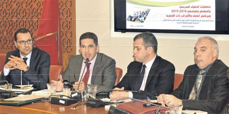 Education: Amzazi rejette la polémique sur la darija