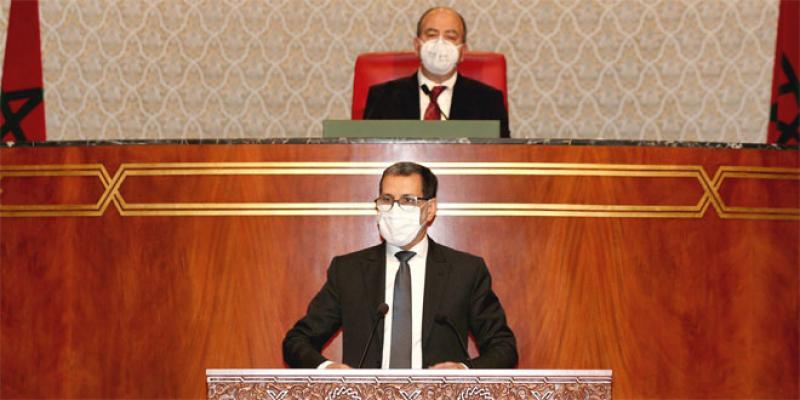 Déconfinement: El Othmani au Parlement aujourd'hui