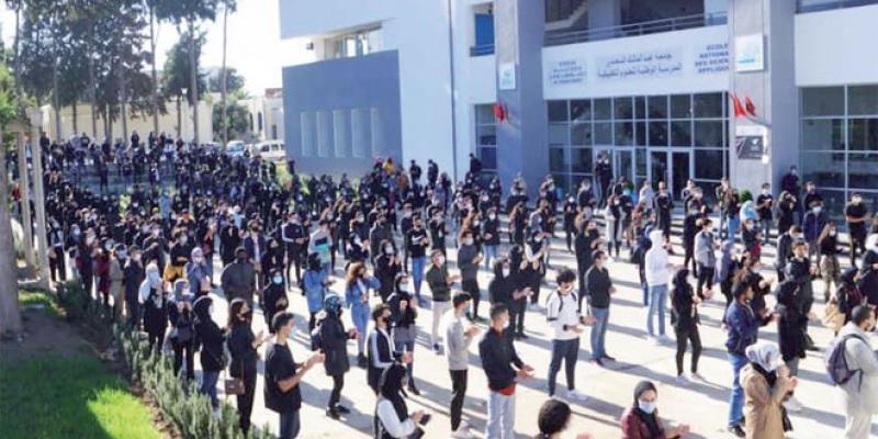 ENSA: Les étudiants se lèvent pour la qualité de leur formation