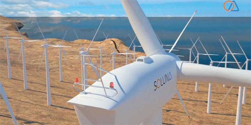Eolien: Un parc de 900 MW à Dakhla