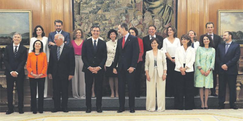 L'Espagne a son nouveau gouvernement