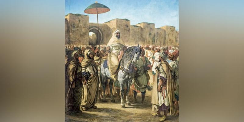 Eugène Delacroix au Maroc: D'un orient fantasmé vers un orient de lumière